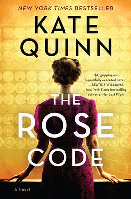 The Rose Code - Quinn, Kate