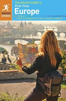 The Rough Guide to First-Time Europe - Lansky, Doug