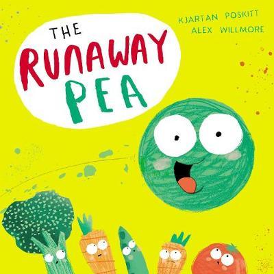 The Runaway Pea - Poskitt, Kjartan