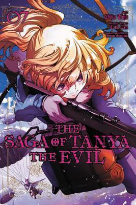 The Saga of Tanya the Evil, Vol. 7 (Manga) - Zen, Carlo, and Tojo, Chika, and Shinotsuki, Shinobu