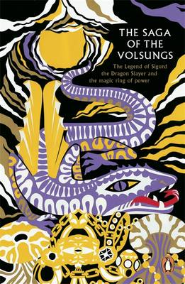 The Saga of the Volsungs - Anonymous, and Byock, Jesse L (Introduction by)