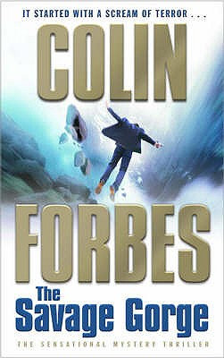 The Savage Gorge - Forbes, Colin