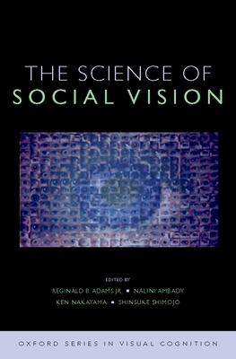 The Science of Social Vision - Adams, Reginald B (Editor)