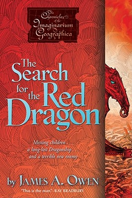 The Search for the Red Dragon - Owen, James A