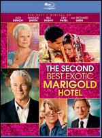 The Second Best Exotic Marigold Hotel [Blu-ray] - John Madden