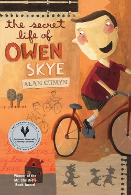 The Secret Life of Owen Skye - Cumyn, Alan