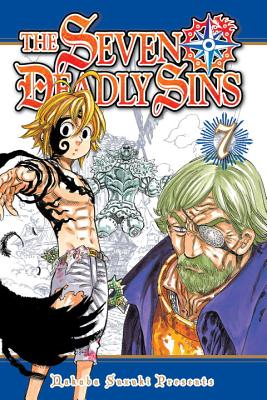 The Seven Deadly Sins 7 - Suzuki, Nakaba