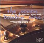 The Seven Deadly Sins: Swedish Music for Clarinet and Piano
