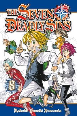 The Seven Deadly Sins, Volume 8 - Suzuki, Nakaba