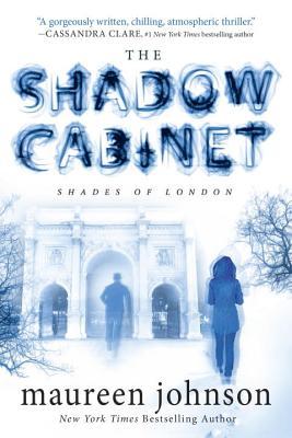 The Shadow Cabinet - Johnson, Maureen