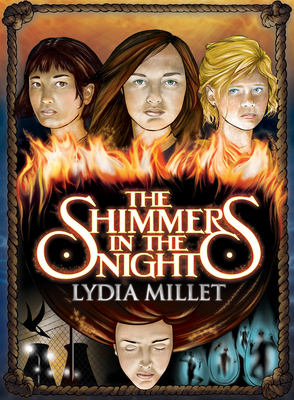 The Shimmers in the Night - Millet, Lydia