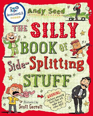 The Silly Book of Side-Splitting Stuff - Seed, Andy