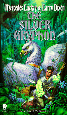 The Silver Gryphon - Lackey, Mercedes