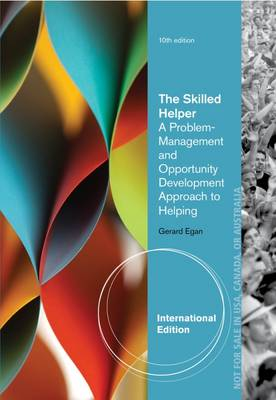The Skilled Helper - Egan, Gerard