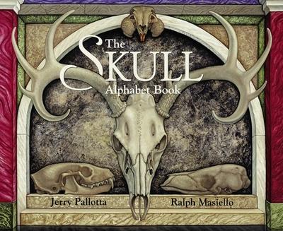 The Skull Alphabet Book - Pallotta, Jerry