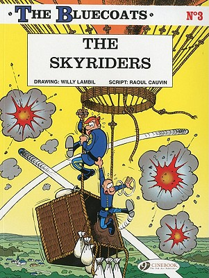 The Skyriders - Cauvin, Raoul