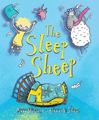 The Sleep Sheep - McQuinn, Anna