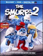 The Smurfs 2 [2 Discs] [Includes Digital Copy] [Blu-ray/DVD] - Raja Gosnell