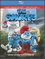 The Smurfs [Christmas Carol Combo Pack] [French] [Blu-ray]