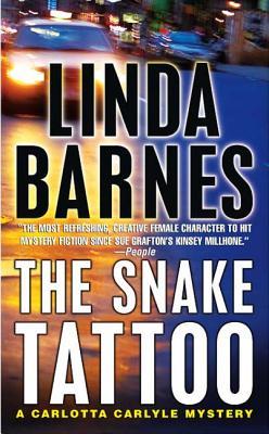 The Snake Tattoo - Barnes, Linda