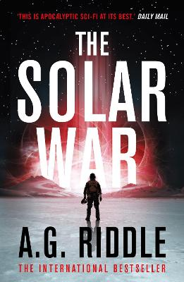 The Solar War - Riddle, A.G.
