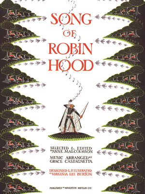 The Song of Robin Hood - Malcolmson, Anne (Editor)