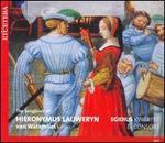 The Songbook of Hieronymus Lauweryn van Watervliet
