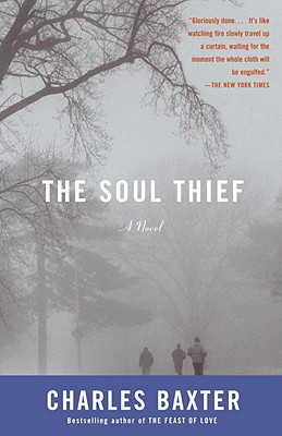 The Soul Thief - Baxter, Charles
