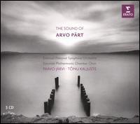 The Sound of Arvo Pärt - Aarne Talvik (bass); Arvo Leibur (violin); Christopher Bowers-Broadbent (organ); Ene Salumae (organ); Ene Salumae (celeste);...
