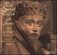 The Spirits of England and France, Vol. 2: Songs of the Trouvères - Christopher Page (medieval lute); Emma Kirkby (soprano); Henry Wickham (baritone); Leigh Nixon (tenor);...