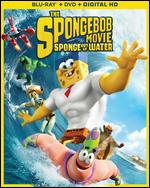 The SpongeBob Movie: Sponge out of Water [2 Discs] [Includes Digital Copy] [Blu-ray/DVD] - Mike Mitchell; Paul Tibbitt