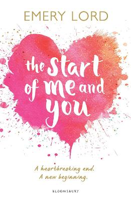 The Start of Me and You - Lord, Emery