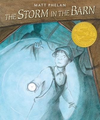 The Storm in the Barn - Phelan, Matt