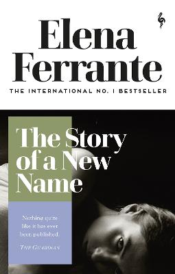The Story of a New Name - Ferrante, Elena, and Goldstein, Ann (Translated by)