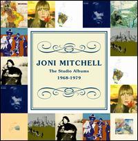 The Studio Albums 1968-1979 - Joni Mitchell