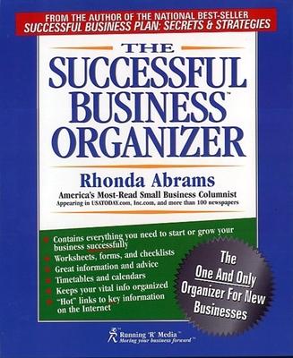 The Successful Business Organizer - Abrams, Rhonda
