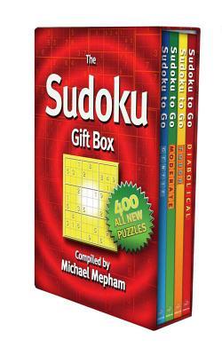 The Sudoku Gift Box - Mepham, Michael
