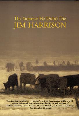 The Summer He Didn't Die - Harrison, Jim
