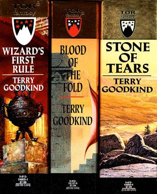 The Sword of Truth, Boxed Set I, Books 1-3: Wizard's First Rule, Stone of Tears, Blood of the Fold - Goodkind, Terry