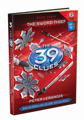 The Sword Thief - Lerangis, Peter