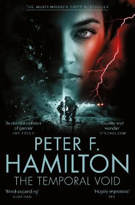 The Temporal Void - Hamilton, Peter F.