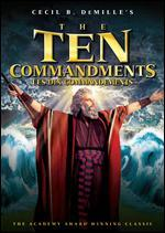 The Ten Commandments [French]