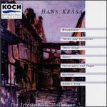 The Terezin Music Anthology, Volume III: Hans Krása