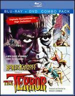 The Terror [2 Discs] [Blu-ray/DVD]