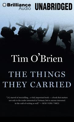 The Things They Carried - O'Brien, Tim, and Cranston, Bryan (Read by)