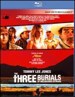 The Three Burials of Melquiades Estrada [Blu-ray] - Tommy Lee Jones