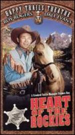 The Three Mesquiteers: Heart of the Rockies - Joseph Kane