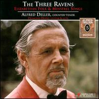 The Three Ravens - Elizabethan Folk Songs - Alfred Deller