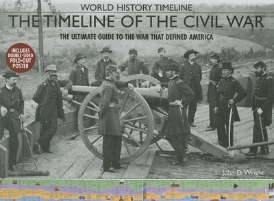 The Timeline of the Civil War - Wright, John D