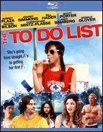 The To Do List [Includes Digital Copy] [UltraViolet] [Blu-ray]